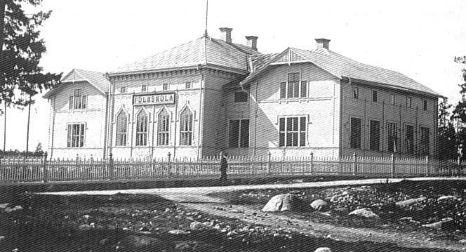 Skolan från 1904